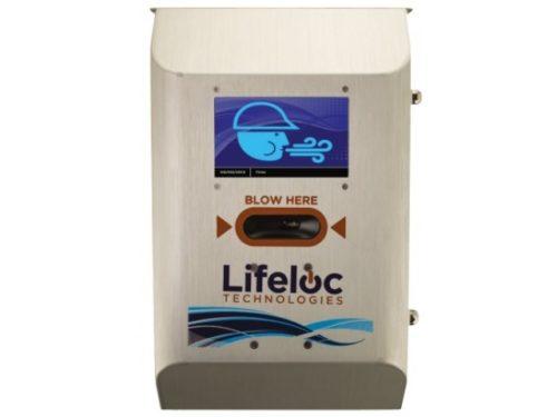 Lifeloc Sentinel beléptető alkoholszonda
