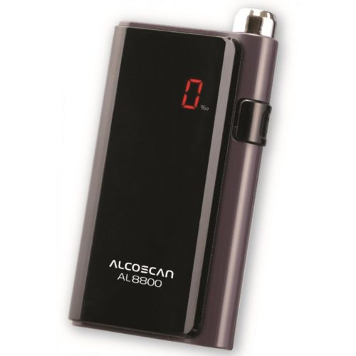 Alcoscan AL8800 elektrokémiai alkoholszonda